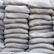 Cement bag — Stock Photo