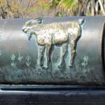 Jaffa Capricorn zodiac sign 2012 — Stock Photo
