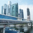 Moscow City 2011 — Stock Photo #10348991
