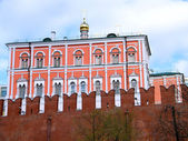 Moscow Fun Palace of Kremlin 2011 — Stock Photo