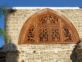 Jaffa detail of Mahmoudiya Mosque 2011 — Stock Photo