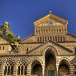Stock Photo: Amalfi cathedral facade