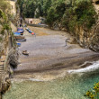 Stock Photo: Fiord of Furore,italifishing village of Amalfi coast