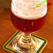 Famous mixed beer named Berliner Weisse — Foto de stock #10165671