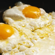 Fried egg — Foto de stock #10165713