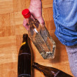Alcoholism — Stock Photo #9225345