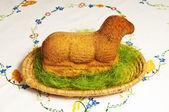 Paschal lamb — Stock Photo