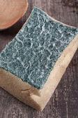 Old dirty sponge — Stock Photo
