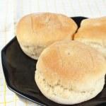 Homemade bread — Stock Photo #9096495