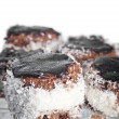 Cake with coconut — Foto de Stock