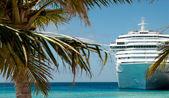 Yolcu gemisi. — Stok fotoğraf