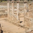 Archaeological site in Paphos — Stock Photo #10338404