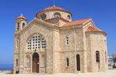 Agios Georgios church — Stock Photo