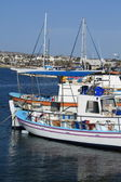 Harbour of Paphos — Stock Photo