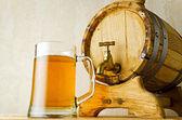 Birra — Foto Stock