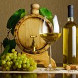 White wine — Stock Photo #8766404