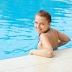 Swimming pool — Stock Photo #9227384
