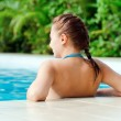 Swimming pool — Stock Photo #9266186