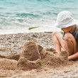 Sandcastle — Stockfoto #8272121