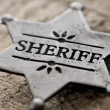Royalty-Free Stock Photo: Sheriff