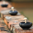 Stock Photo: Oil lamps