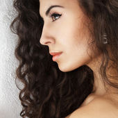 Young woman portrait — Stock Photo