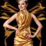 Fashion queen — Stock Photo