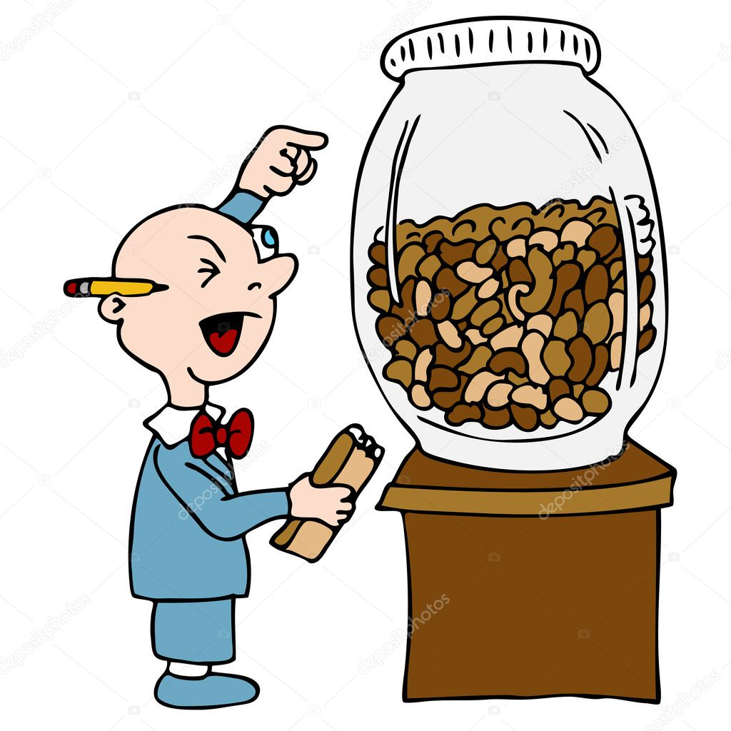 Bean Counting Accountant — Stock Vector © cteconsulting ...