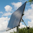 Renewable Energy - Photovoltaic Solar Panel Array — Stock Photo
