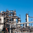 Stockfoto: Petrochemical Refinery Plant