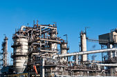 Petrochemical Refinery Plant — Stock Photo