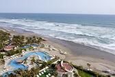 Beach Resort View — Stockfoto
