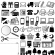 Web icons — Stock Photo #8077750