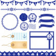 Marine decoration — Stock Photo #8429544