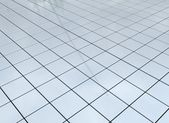 Reflective floor — Stock Photo