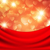 Valentine day background — Vector de stock