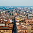 Bologna cityscape — Stock Photo
