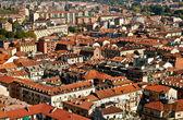 Torino cityscape — Stock Photo