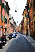 Bologna street — Stock Photo
