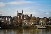 Maastricht. Basilica of Saint Servatius — Stock Photo