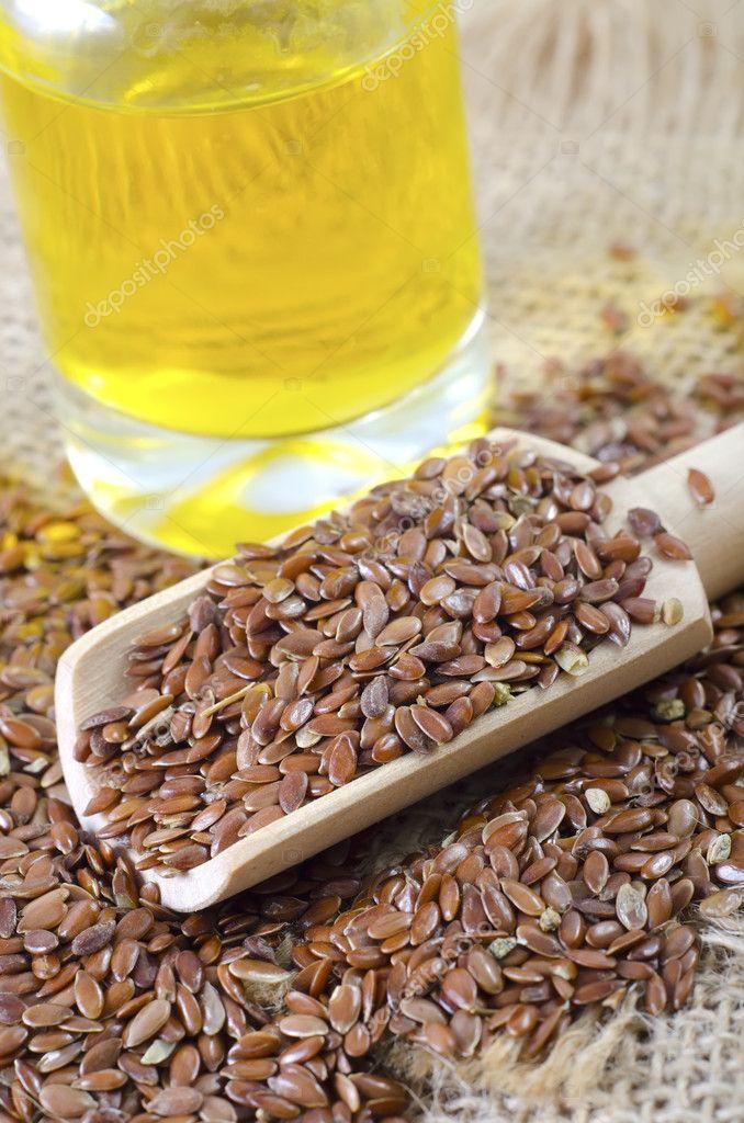Как сделать отвар из льняного семени от миомы