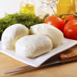 Mozzarella — Stock Photo #8532510