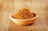 Saffron — Stock Photo