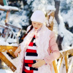 Pregnancy woman — Stock Photo