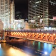 Chicago River Walk — Stock Photo #8576267