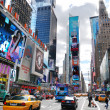 New York City Manhattan Times square — Stockfoto #9087585
