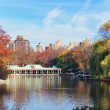 New York City Central Park in Autumn — Stock Photo #9087683