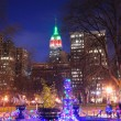 New York City Christmas — Stock Photo #9088038