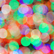 Постер, плакат: Holiday bokeh