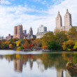 New York City Manhattan Central Park — Foto de Stock